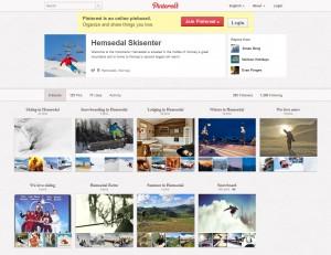 Skistar - Hemsedal på Pinterest