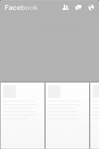 Facebook Paper setup