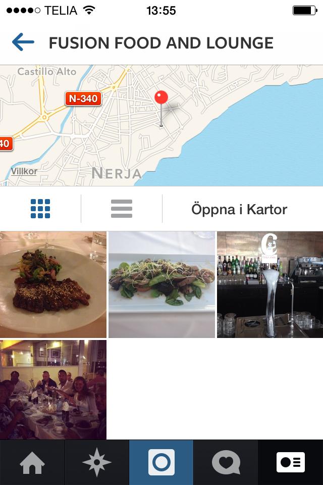 Restaurant Nerja
